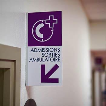 parcours patients pre admission a la clinique dr le toux paris 16